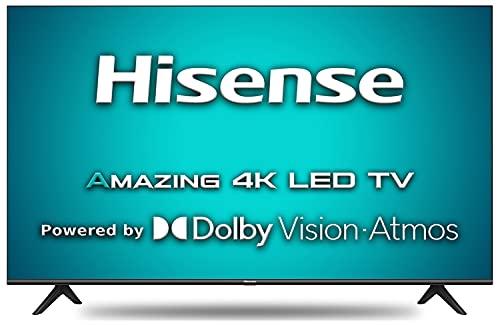 Hisense 55 inches 4K Ultra HD Smart Android LED TV (2020 Model)