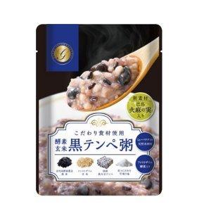 ファストザイム酵素農法 酵素玄米黒テンペ粥【12個パック】