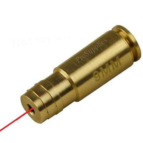 TACFUN 9MM Cartidge Laser Bore Sighter for Glock Only