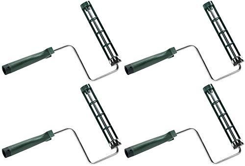 Wooster Brush R017-9 Roller Frame, 9-Inch 4 Pack