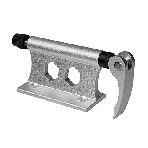 NC Estante para bicicletas de aleación de aluminio resistente para el techo del coche, portabicicletas, portabicicletas, portabicicletas, portaequipajes - Astilla