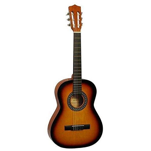 Gomez 036 VSB 3/4 inch klassieke gitaar - vintage zonsopgang