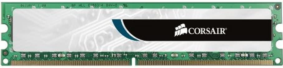 Corsair 1GB DDR (1x1GB) 400 MHz Desktop Memory