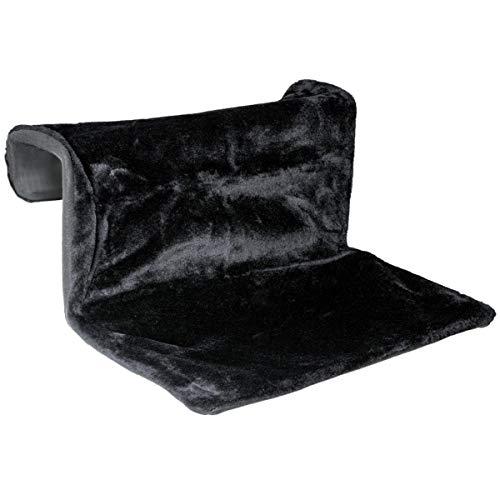 Warenhandel Koning kat radiator ligstoel verwarmingshangmat overtrek wasbaar zwart