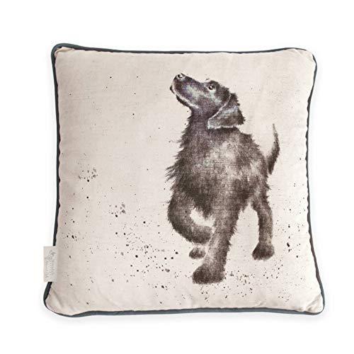 Wrendale Designs CU005 Walkies Dog Cushion
