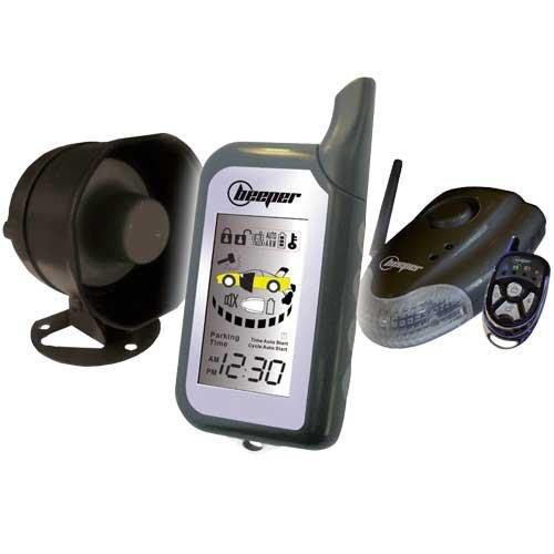 BEEPER XR9 Alarma de Coche Bidireccional