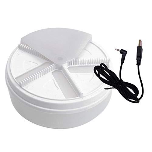 N/Y Zapper eléctrico para Insectos, Cazador automático de Moscas Giratorio, USB doméstico...