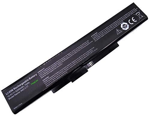 POWER WINGS 14.4V 5200mAh Laptop akku A42-C17 A41-C17 für Medion Akoya E7223 E7223T E7225 E7225T E7226T E7227 E7227T P7627 P7627T P7628 P7631 P7631T Pegatron C17A C17B DEXP Atlas H133 H136 H137