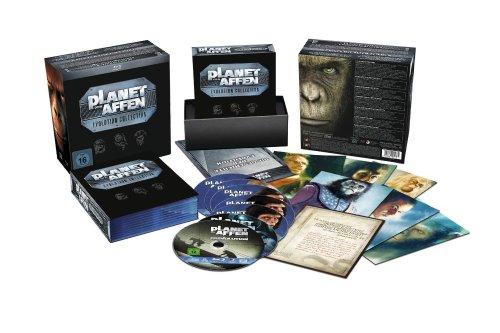 Planet der Affen - Evolution Collection [Blu-ray]