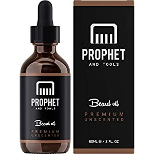 PREMIUM Beard Oil Conditioner for Men [2oz] - Large Bottle Designed for Thicker Facial Hair Growth, Softening and… 4