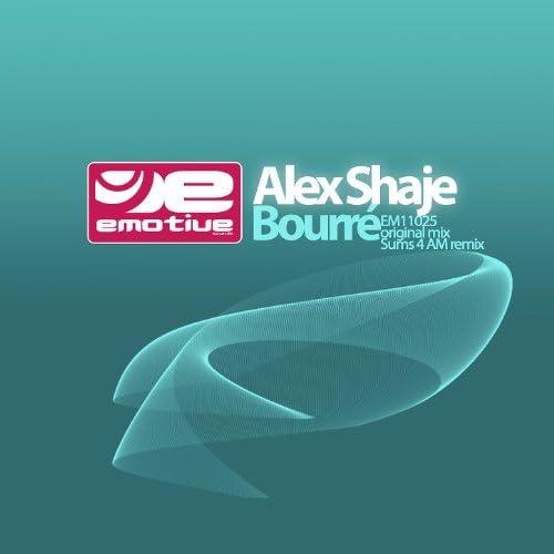 Alex Shaje