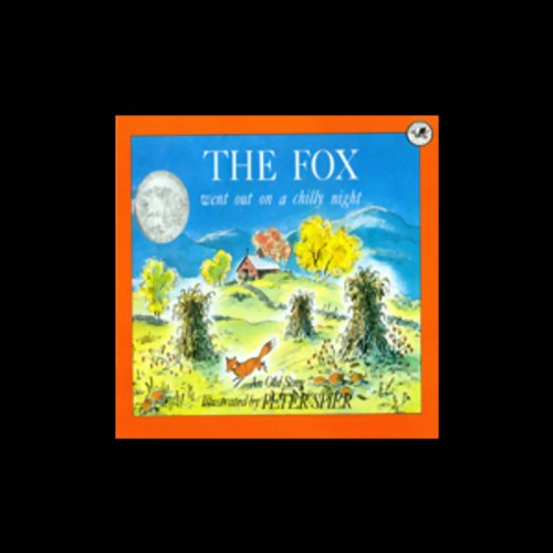 The Fox Went Out on a Chilly Night audiobook cover art
