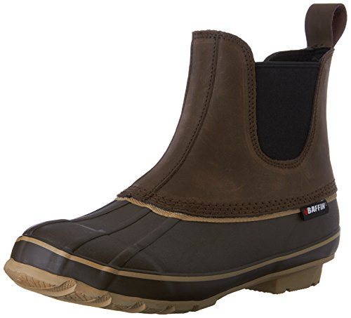 Baffin Women's Bobcat Rain Boot,Brown,9 M US