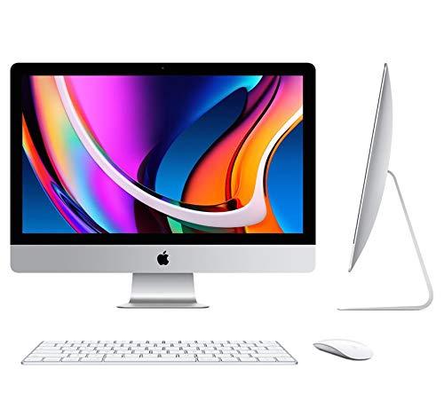 Apple iMac 5k 27 pollici/Intel Core i5 3.4 GHz/RAM 16 GB / 1Tb Fusion Drive / 2017 /Radeon Pro 570 (4 GB) Dedicata (Ricondizionato)