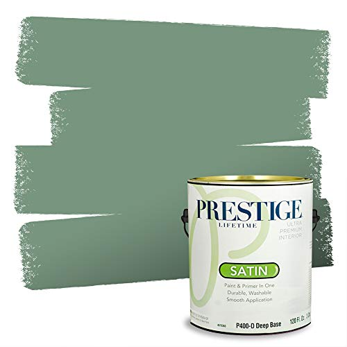 Prestige Interior Paint and Primer in One, Grass,...