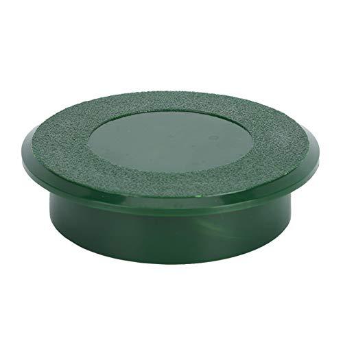 DAUERHAFT Golf Green Cup Cover Praktisch leichtes, langlebiges Cup Cover für den Wettbewerb