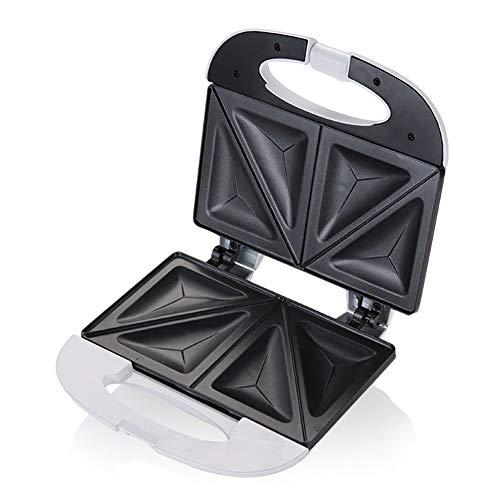 Sandwichtoaster für Standard-Toast, Automatischer Temperaturregler - Antihaftbeschichtung Sandwichmaker, Professionelles Qualitätsdesign Die beste Wahl für Geschenke