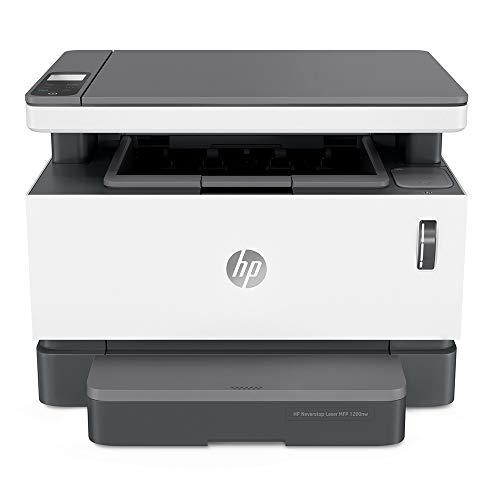 Multifuncional Tanque de Toner Conectada Neverstop HP 1200nw (5HG85A) com Wi-Fi
