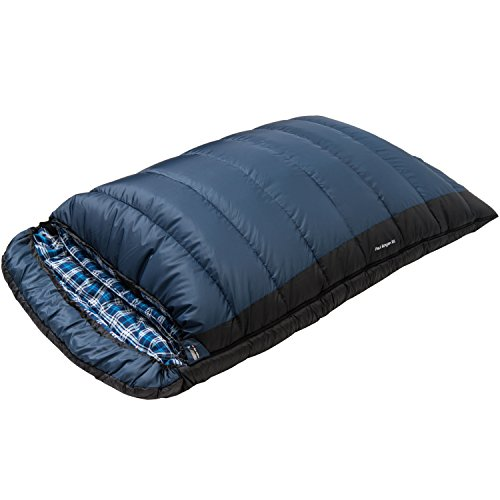 High Peak Outdoors Paul Bunya 0-Degree Double Sleeping Bag