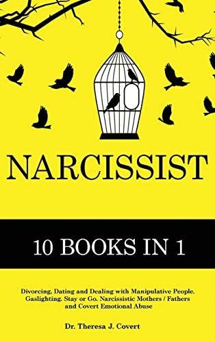 Narcissist The Definitive Guide 10 books in 1 Divorcing Dating and Dealing with Manipulative product image