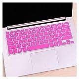 Película protectora para teclado For Asus 14 pulgadas Zenbook UX410 U410UQ RX410 UX42 UX430 U4100 U4000UQ RX410 UX410UQ7200 teclado de silicona cubierta de la piel Protector Para protección del teclad