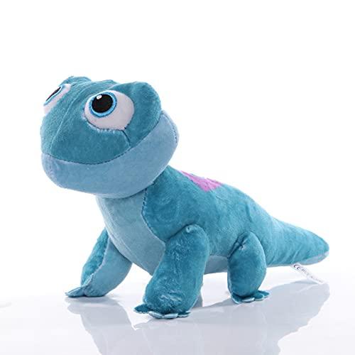 Frozen 2 Anna Elsa New Fire SpiritsAlamander Doll Fire Lizard Small Kids Animal Llush Toy 27cm