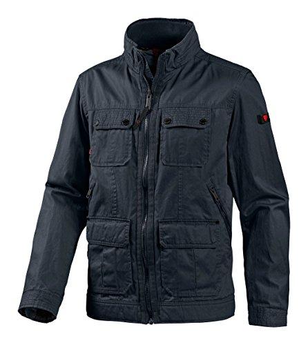 Strellson Sportswear Herren Jacke Regular Fit 14001333 / Blank-W, Gr. 50, Blau (120)