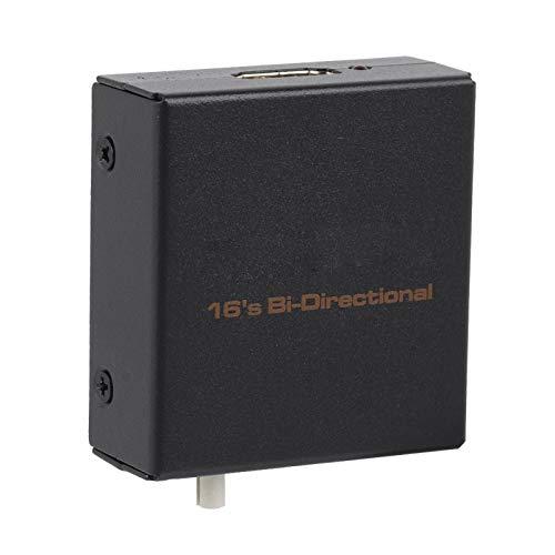 SALUTUY EDID Manager 16 Modos EDID Adaptador de emulador de Audio y Video 5V DC HDMI EDID Feeader Fácil de Instalar Soporte 4K CEC para Consola de Juegos Proyector de TV