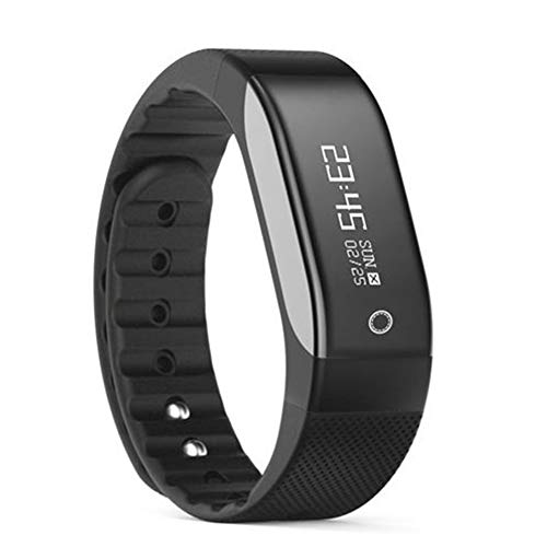 ZGYYDY Smartes Sportarmband Männer Frauen Sports Bracelet Watch Bluetooth Information Display Call Reminder Automatic Records Camera Control Touch Screen