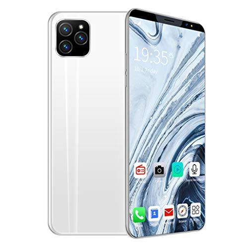 Smartphone,Pantalla De Gota De Agua De 5.8 '',Ofertas De Teléfonos Celulares con Batería De 4000mAh,8MP + 16MP,Teléfono Celular Ampliable De 128GB,Teléfonos Móviles Baratos Con Doble SIM,4 Color
