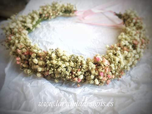 Corona Paniculata comunión o boda