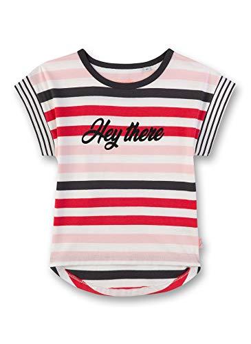 Sanetta Mädchen T-Shirt, Beige (Ivory 1829), (Herstellergröße: 140)