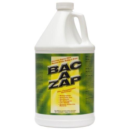 Bac-A-Zap Odor Eliminator - Gallon (1_gallon) (1-(Pack))