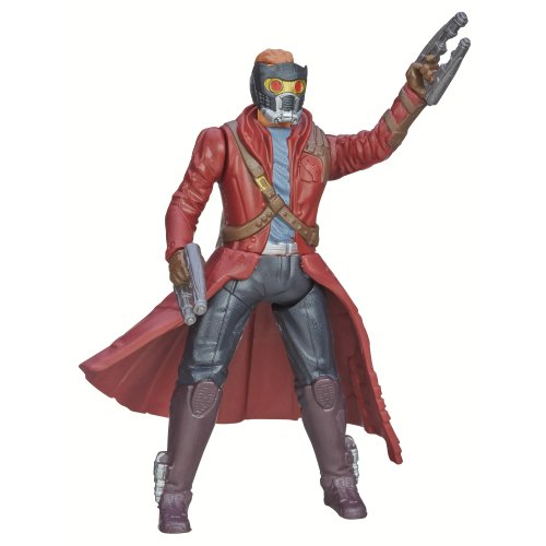Marvel Hasbro A7913 Guardians of The Galaxy - Rapid Revealers - Star Lord Figur [UK Import]