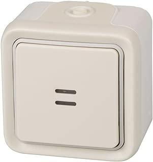 Legrand Plexo–Switch Switch Luminous (Modern) White