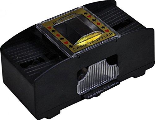Automatic Card Shuffler 2 Deck - Card Sorter Card Shuffler Board Game Poker Playing Cards, Electric Shuffler Battery Operated
