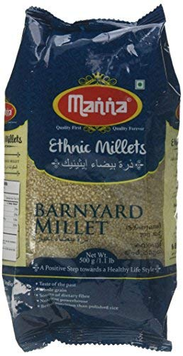 Wholesale Manna Ethnic Millets Miami Mall - BARNYARD Millet Pack Twin pack 2 of