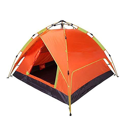 Byx tent outdoor lente en zomer algemene camping bergbeklimmen driepersoons hydraulische snelheid open tent 200x180x155 cm -tent