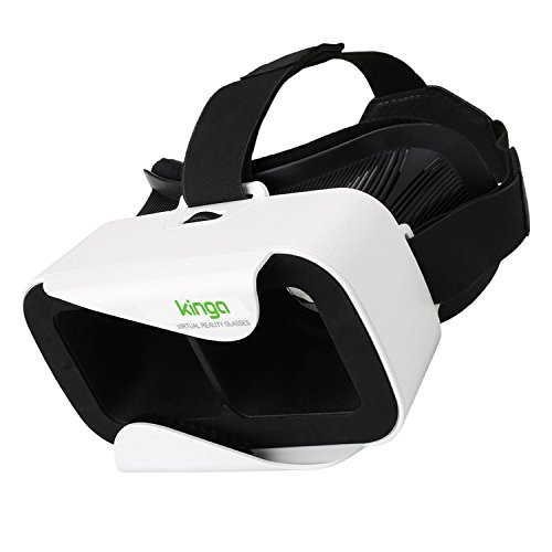 KINGA VR Glasses VR Headset Virtual Reality for Smartphone Screen of...
