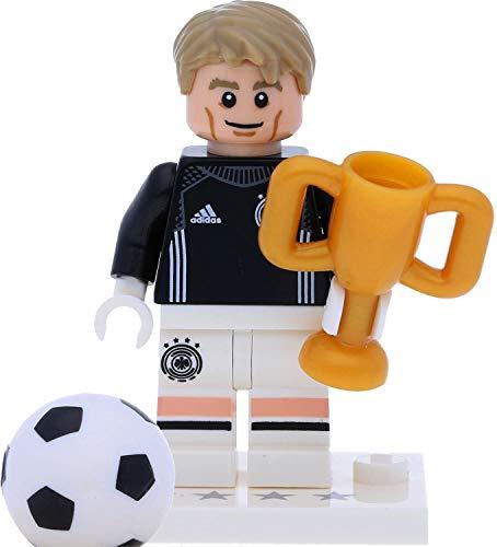 LEGO 71014 Minifigur - DFB - Die Mannschaft: #1 Manuel Neuer mit Pokal