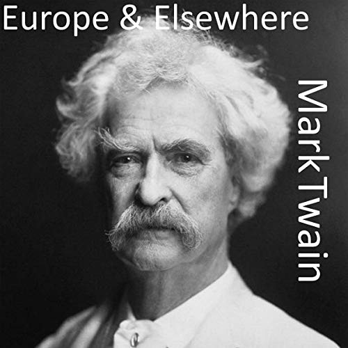 Europe and Elsewhere audiobook cover art