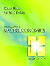 Foundations of Macroeconomics plus MyEconLab plus eBook 1-semester Student Access Kit