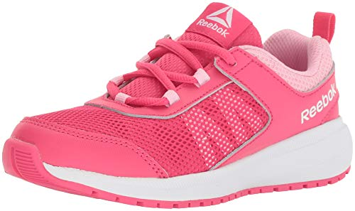 Reebok Unisex-Kids Road Supreme Sneaker,twisted pink/light pink/w_Pin,12 M US Little Kid
