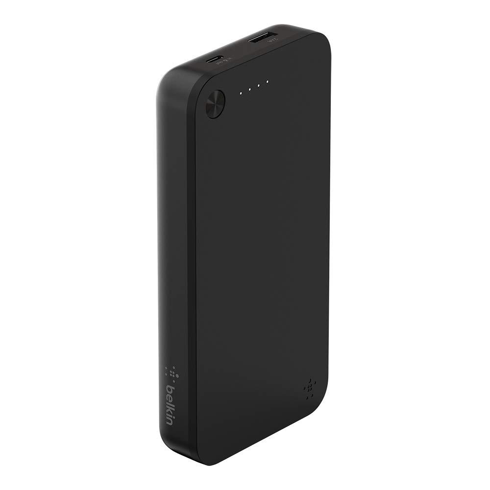 Belkin Boost Charge 20K - Batería Externa USB-C + Cable USB-C (USB Power Delivery con 20100 mAh para MacBook, iPad Pro, Surface Pro, Nintendo Switch, iPhone y iPad): Belkin: Amazon.es: Electrónica