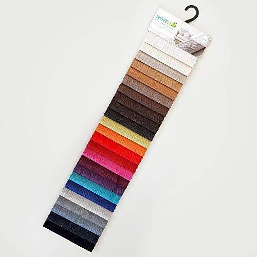 novely® Voorbeeldvakken meubelstoffen bekleding kunstleer Oxford outdoor stoffen (19 novely® ISSUM)