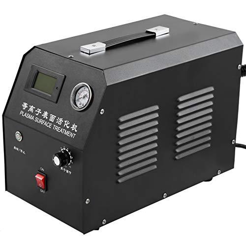 Low Temperatur Plasma Treatment Machine HC‑X600 Plasma Surface Treatment Machine 50HZ Sensitive for Improving The Bonding(British Standard 220v)