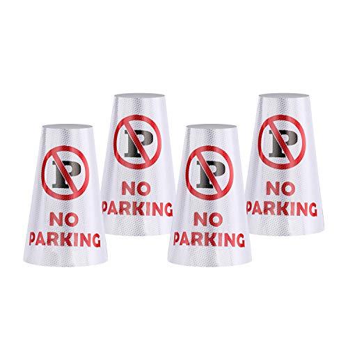 traffic cones reflective collars - 1