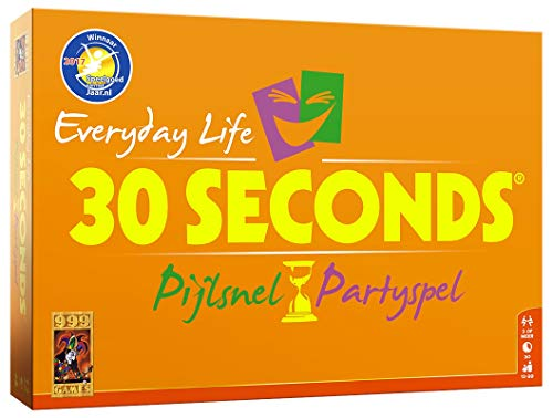 30 Seconds ® Everyday Life Bordspel