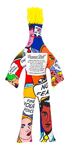 Dammit Doll - Limited Edition - Political Dolls - Stress Relief, Gag Gift (The Dammit Unity Doll)