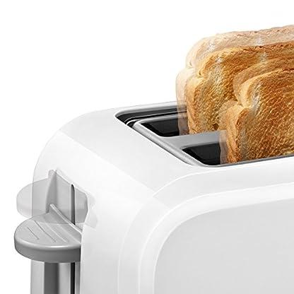 Bosch-TAT3A011-CompactClass-Kompakt-Toaster-Auftaufunktion-versenkbarer-Brtchenaufsatz-Abschaltautomatik-980-W-wei